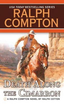 Death along the Cimarron av Ralph W. Cotton (Heftet)