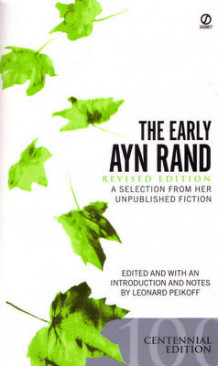 Early Ayn Rand av Rand Ayn (Heftet)