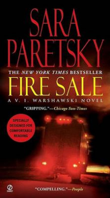 Fire Sale av Sara Paretsky (Heftet)