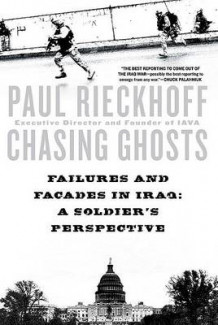 Chasing Ghosts av Paul Rieckhoff (Heftet)