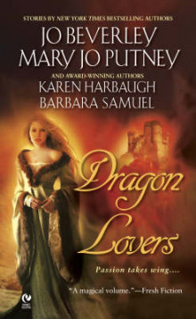 Dragon Lovers av Mary Jo Putney, Jo Beverley og Karen Harbaugh (Heftet)