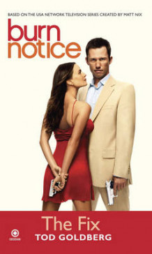 Burn Notice: Fix av Tod Goldberg (Heftet)