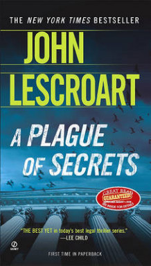 A Plague of Secrets av John Lescroart (Heftet)