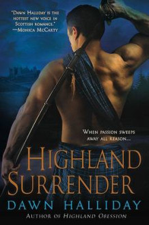 Highland Surrender av Dawn Halliday (Heftet)