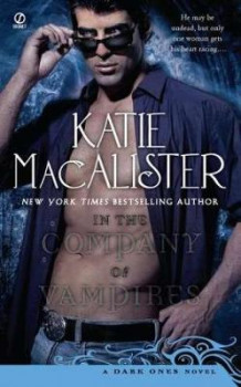 In the Company of Vampires av Katie MacAlister (Heftet)