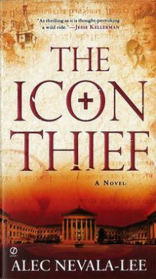 The Icon Thief av Alec Nevala-Lee (Heftet)