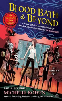 Blood Bath & Beyond av Michelle Rowen (Heftet)