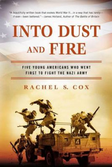 Into Dust and Fire av Rachel S Cox (Heftet)