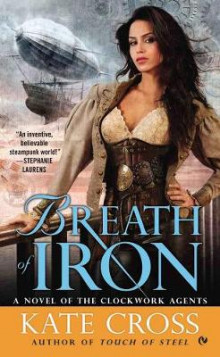 Breath of Iron av Kate Cross (Heftet)