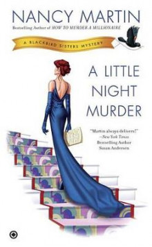 A Little Night Murder av Nancy Martin (Heftet)