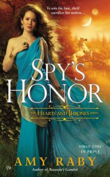 Spy's Honor av Amy Raby (Heftet)