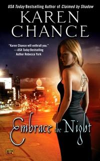 Embrace the Night av Karen Chance (Heftet)