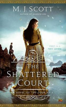 The Shattered Court av M.J. Scott (Heftet)