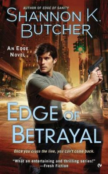 Edge of Betrayal av Shannon K Butcher (Heftet)