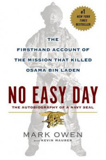 No Easy Day av Mark Owen og Kevin Maurer (Heftet)