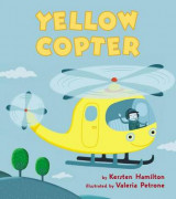 Omslag - Yellow Copter