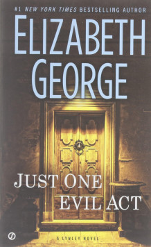 Just one evil act av Elizabeth George (Heftet)
