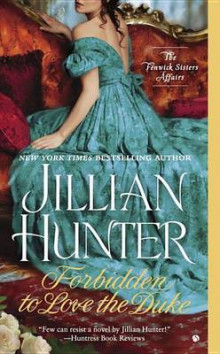 Forbidden to Love the Duke av Jillian Hunter (Heftet)