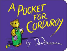 A Pocket for Corduroy av Don Freeman (Innbundet)