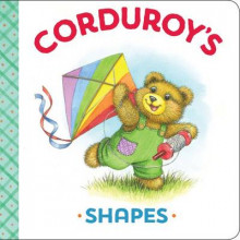 Corduroy's Shapes av MaryJo Scott (Innbundet)