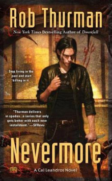 Nevermore av Rob Thurman (Heftet)