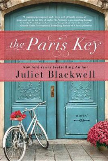 The Paris Key av Juliet Blackwell (Heftet)