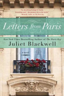 Letters from Paris av Juliet Blackwell (Heftet)