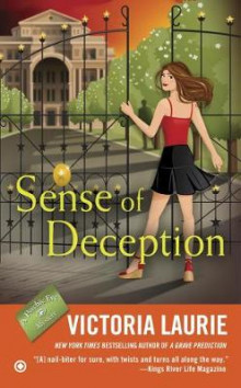 Sense of Deception av Victoria Laurie (Heftet)