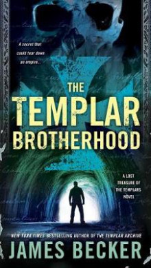 The Templar Brotherhood av James Becker (Heftet)