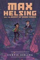 Omslag - Max Helsing and the Beast of Bone Creek