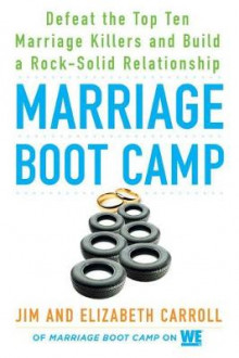 Marriage Boot Camp av Elizabeth Carroll og James Carroll (Heftet)