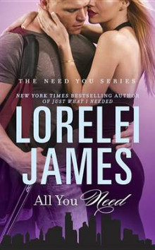 All You Need av Lorelei James (Heftet)