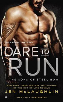 Dare to Run av Jen McLaughlin (Heftet)
