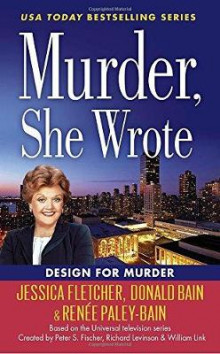Murder, She Wrote: Design For Murder av Jessica Fletcher og Renee Paley-Bain (Heftet)