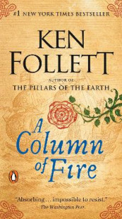 A Column of Fire av Ken Follett (Heftet)