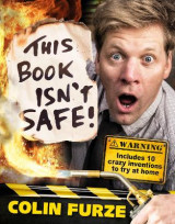 Omslag - This Book Isn't Safe
