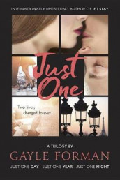 Just One... av Gayle Forman (Heftet)
