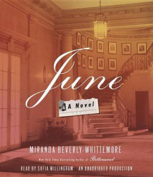 June av Miranda Beverly-Whittemore (Lydbok-CD)
