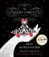 The Night Circus av Erin Morgenstern (Lydbok-CD)