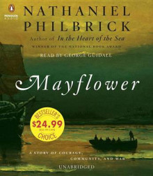 Mayflower av Nathaniel Philbrick (Lydbok-CD)