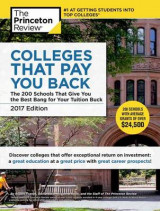 Omslag - Colleges That Pay You Back, 2017 Edition