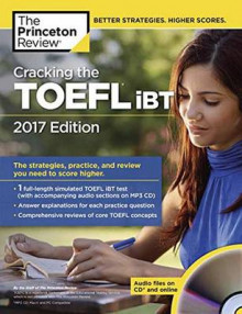 Cracking the TOEFL Ibt with Audio CD av Princeton Review (Heftet)