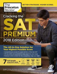 Cracking the SAT Premium Edition with 7 Practice Tests av Princeton Review (Heftet)