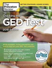 Cracking the Ged Test with 2 Practice Exams av Princeton Review (Heftet)