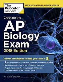 Cracking the Ap Biology Exam, 2018 Edition av Princeton Review (Heftet)