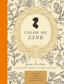 Color Me Jane av Jacqui Oakley (Heftet)
