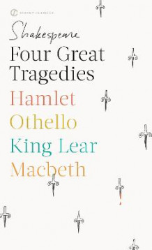 Four Great Tragedies av Shakespeare (Heftet)