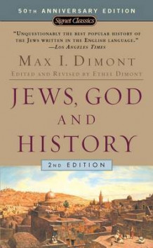 Jews, God, and History av Max Isaac Dimont (Heftet)