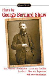 Omslag - Plays by George Bernard Shaw