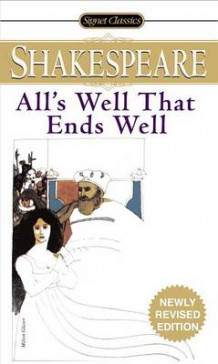 All's Well That Ends Well av William Shakespeare (Heftet)